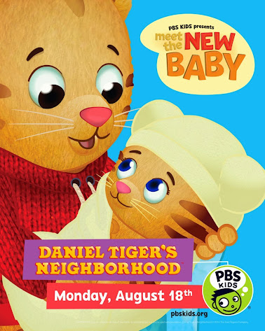 Daniel Tiger's Neighborhood on PBS KIDS - Meet the New Baby, Daniel's Sister