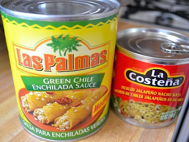 enchilada sauce jalapenos