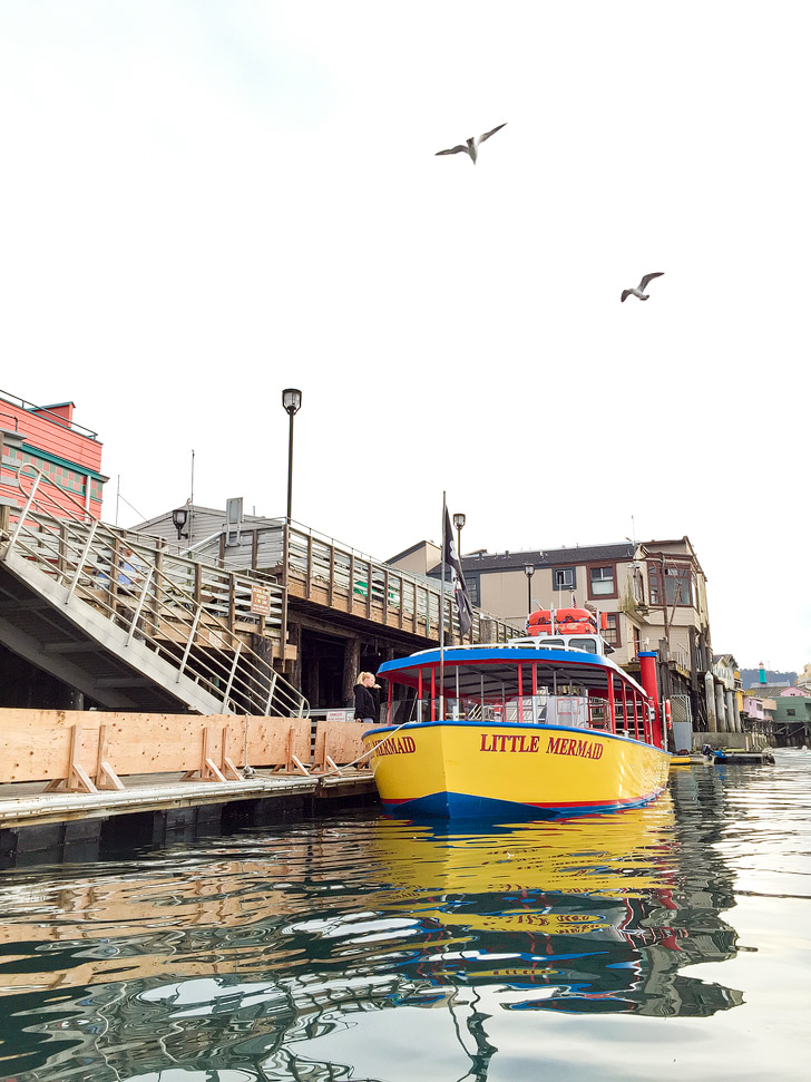 Fisherman's Wharf // Things to do in Monterey Bay CA.