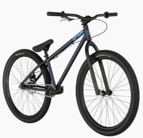 Diamondback 2013 Option Hardtail Dirt Jumper-26-Inch Wheel (Blue, 13 ...