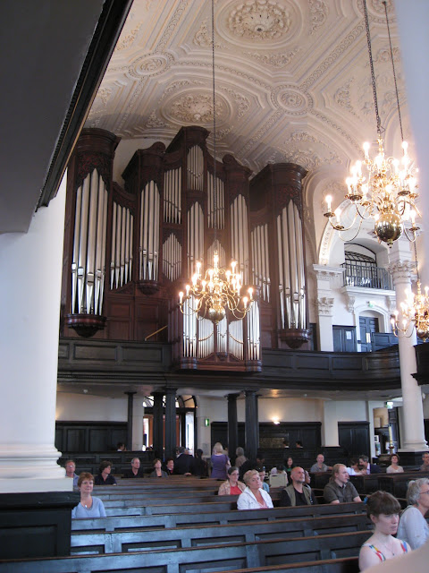 st martin in the fields organ