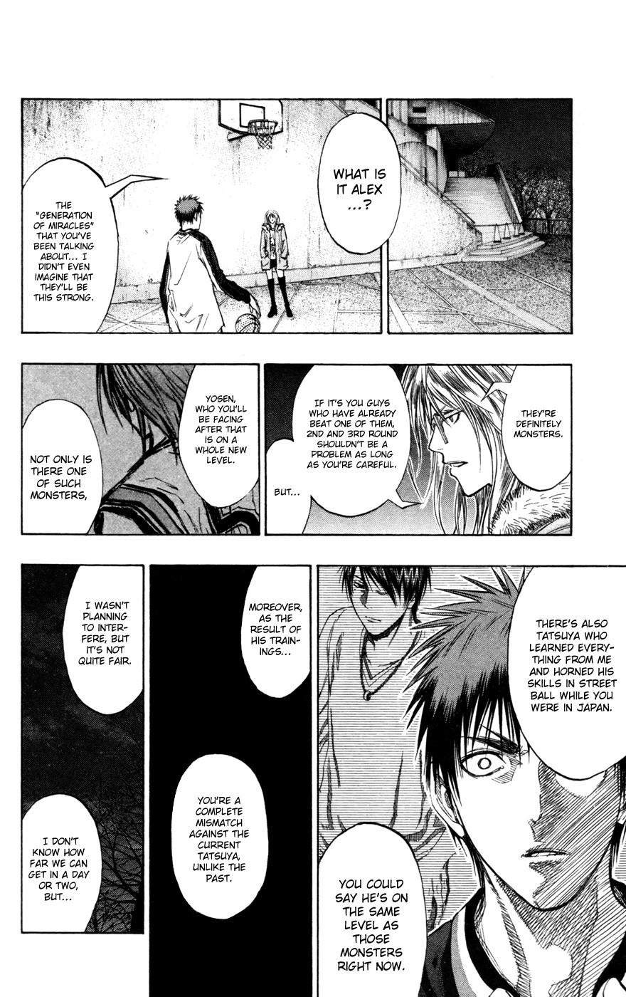Kuroko no Basket Manga Chapter 141 - Image 18