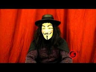 Anonymous Hacker Group Helps Take Down Insupportable Websites !