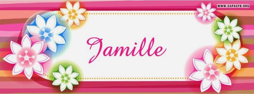 Capas para Facebook Jamille