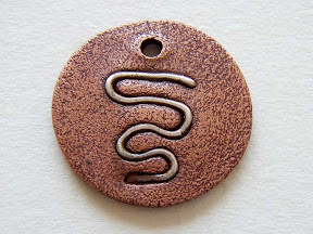 ondas art clay copper   Art Clay Copper