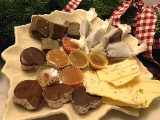 julgodis vit choklad lime
