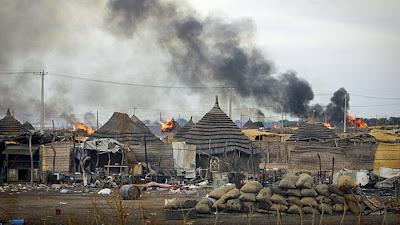 South Sudan:   Koko Alan,
