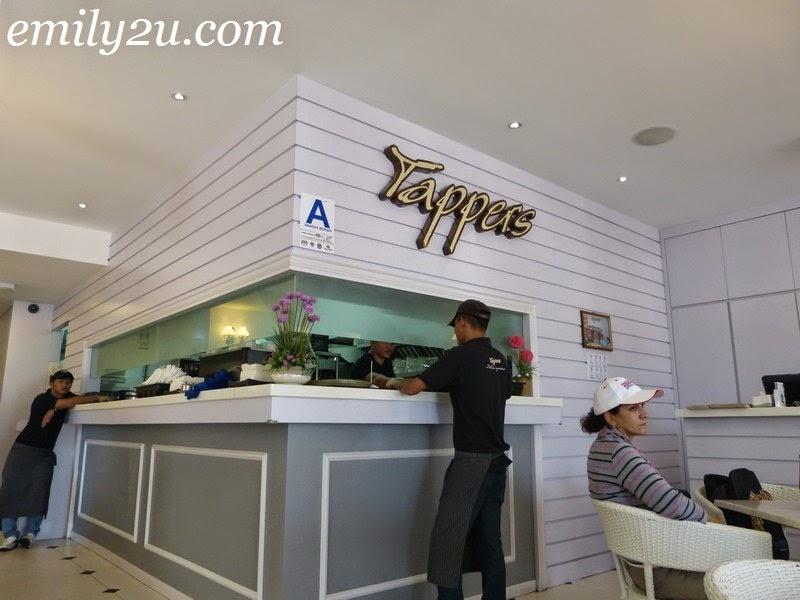 Tappers Café Kuala Terengganu