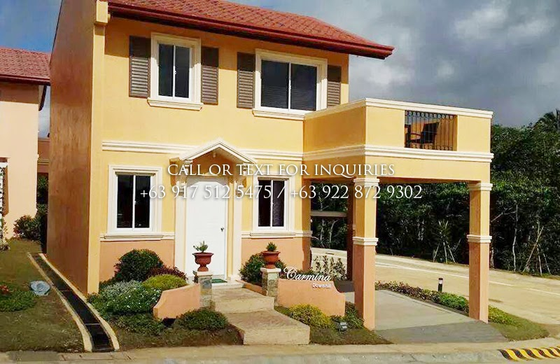Photos of CARMINA UPHILL - Camella Cerritos | House and Lot for Sale Daang Hari Bacoor Cavite