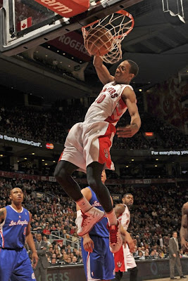 wearing brons nba lebron10 id demar derozan 02 Wearing Brons: Breds, Carbons, Canaries, Xmas, IDs and More!