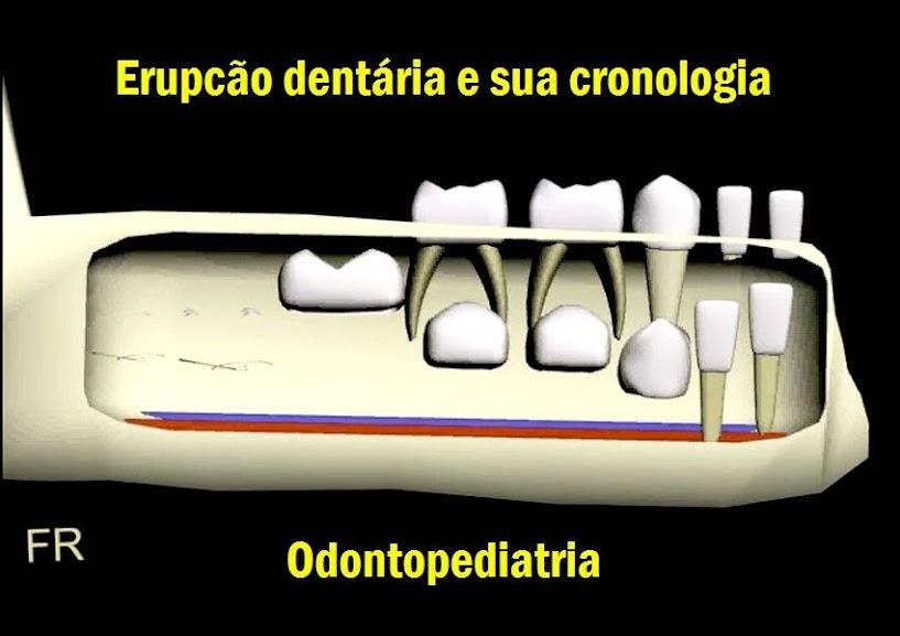 Erupcão-dentária