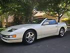 1993 NISSAN 300ZX CONVERTIBLE ROADSTER IMMACULATE BLACK LEATHER NO RESERVE!!!!!!