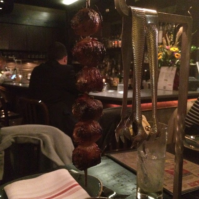 mEAT Restaurant · Lakeview, Chicago