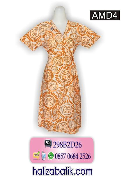 grosir batik pekalongan, Kain Untuk Batik, Baju Dress, Model Busana Batik