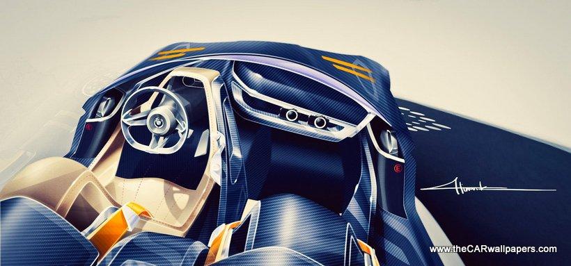 BMW 328 Homage Concept Car