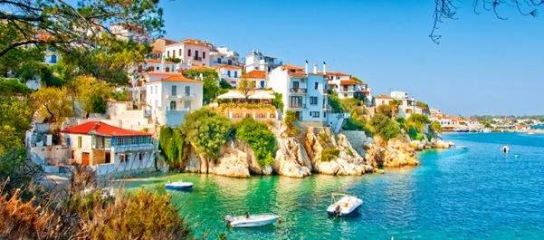 Férias na Grécia