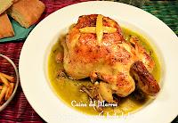 El pollastre de festa marroquí