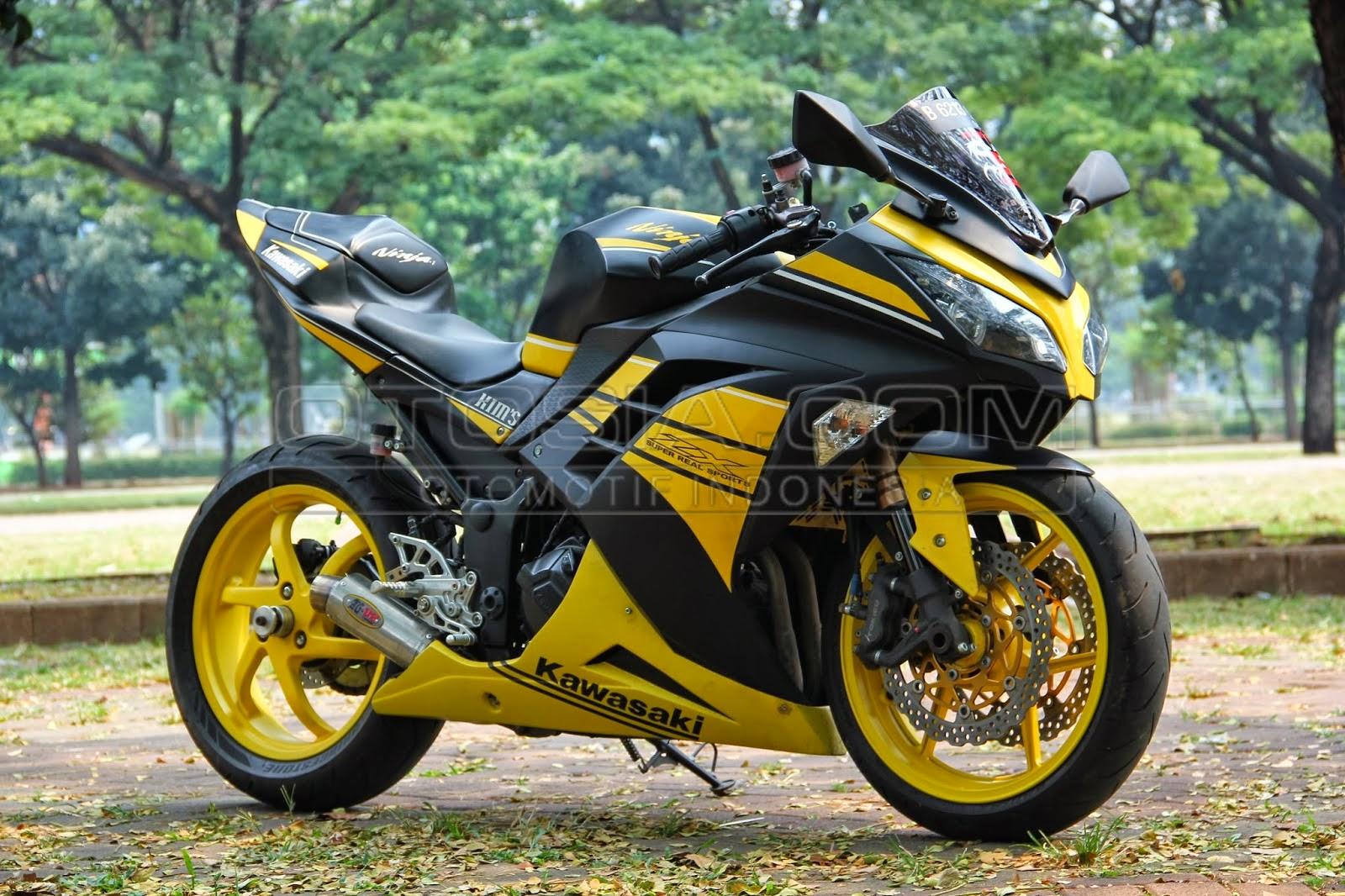 modif ninja 250 fi