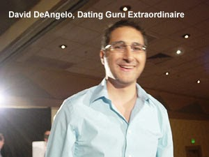 David DeAngelo Internet dating