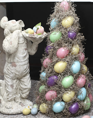 Easter Egg Topiary from Love, Laughter & Decor