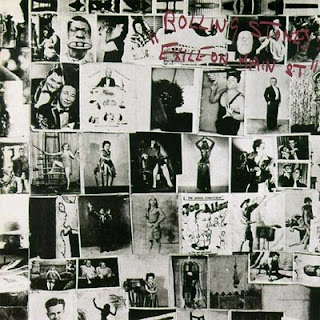 The Rolling Stones - Exile on Main St. album cover