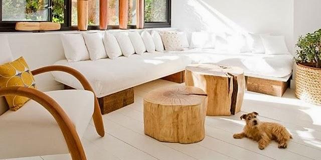 Sandra sebrina lifestyle: hjemmelavet nyt sofabord