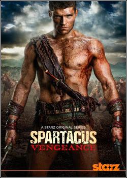 KPASKOAKOSKO Spartacus: Vengeance Legendado RMVB + AVI