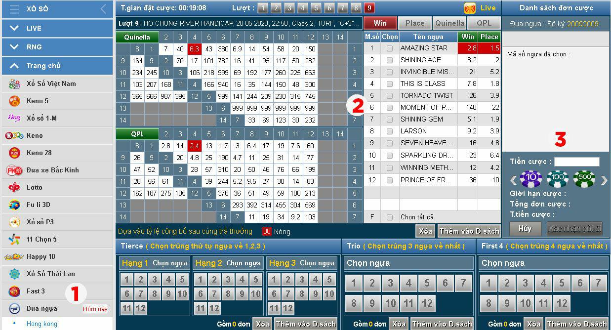 Đua ngựa Online là gì? Cách cược đua ngựa online trên KUBET - KUDV