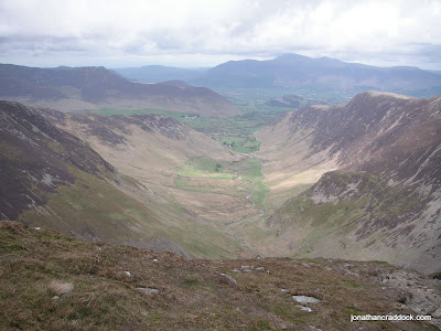 View from Dale Head