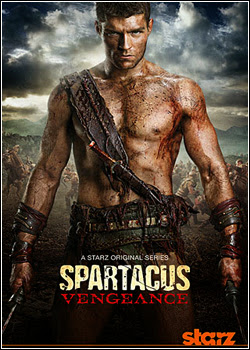 Download – Spartacus: Vengeance 2ª Temporada S02E02 BDRip AVI + RMVB Dublado