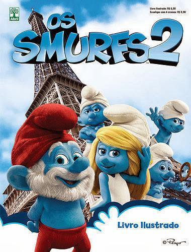 Assistir Os Smurfs 2 Dublado Online