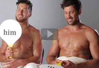 Maks & Val Chmerkovskiy Wear Nothing but Hats and Interview for People Magazine