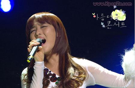 Sunye และ Ye Eun (Wonder Girls) โชว์พลังเสียงใน 'Beautiful Concert'
