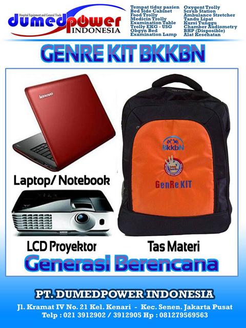 Genre Kit BKKBN 2016 | Juknis DAK BKKBN Blog