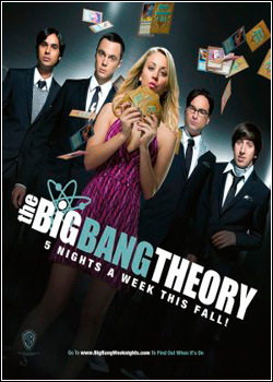KAPSKPAPKSAKPS Big Bang Theory  3ª Temporada Completa  RMVB  Legendado
