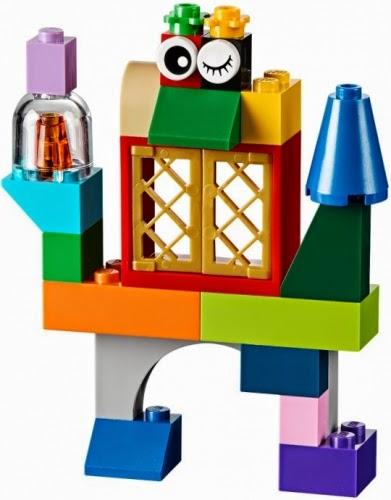 Sáng tạo với Lego Classic 10698 Large Creative Brick Box