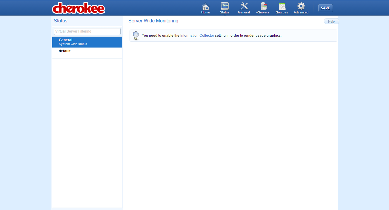 [LCMP - 1] Cài đặt Web Server Cherokee trên Red Hat CentOS 5 – Cài đặt Cherokee