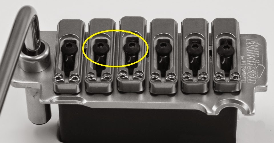 Need to find Wilkinson Trem Saddle Screws | The Gear Page