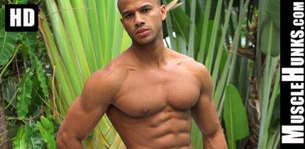 Hot Muscular Hunks HD Videos