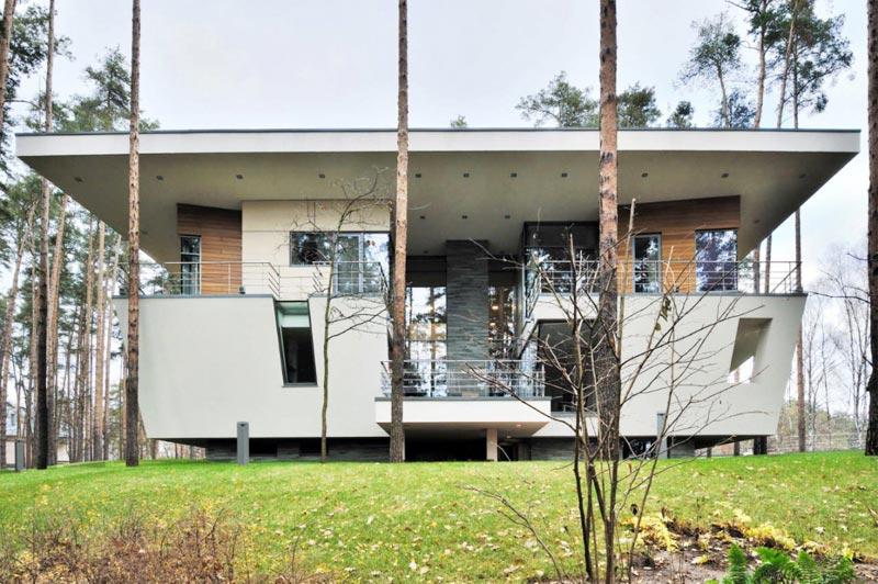 Дом в Горках