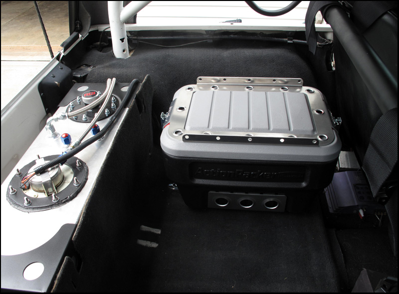 Looking For Pictures Of Tj S With Fuel Cells Mounted