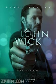 Mạng Đổi Mạng - John Wick (2014) Poster