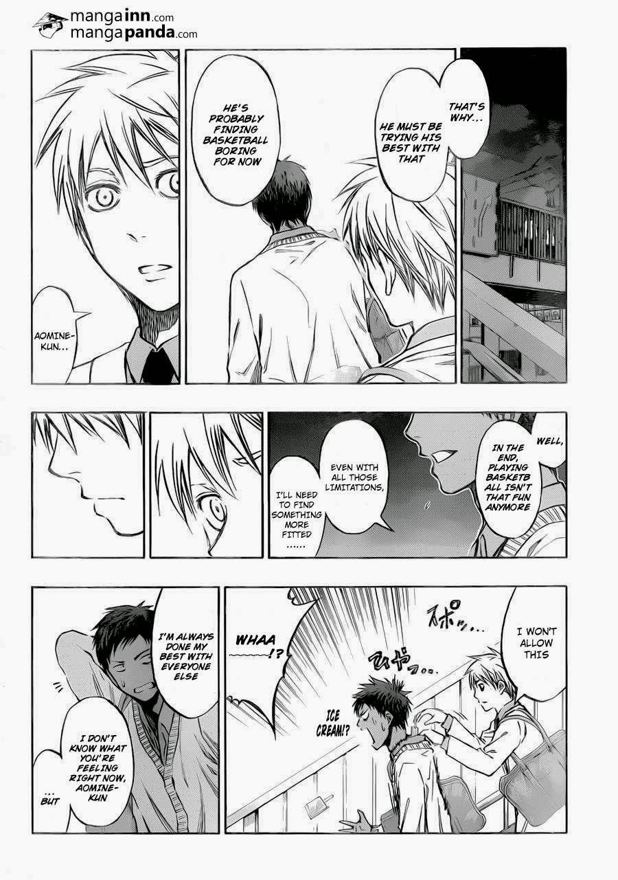 Kuroko no Basket Manga Chapter 214 - Image 14
