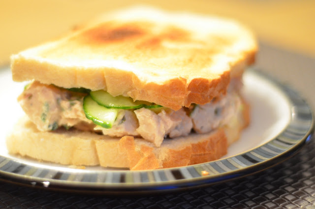 Asian Chicken Sandwiches {peasandcues}