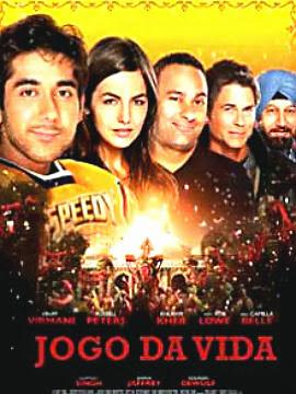 Filme Poster Jogo da Vida DVDRip XviD & RMVB Dublado