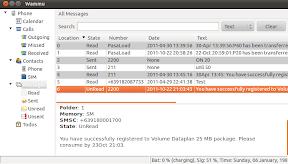 Using SMART BRO (USB Internet) Plug-it in Linux | the