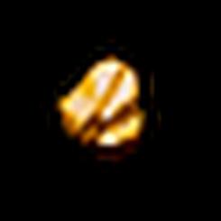 碎裂的黃寶石