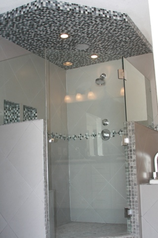 Xquisite Custom Homes Inc Master Bath Remodle
