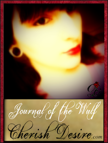 Cherish Desire Ladies: Journal of the Wulf