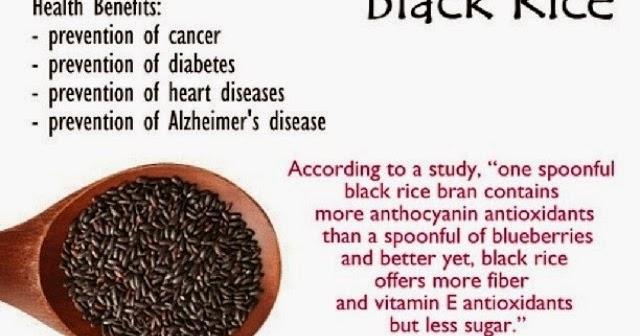 Food Mood Forbidden Black Rice